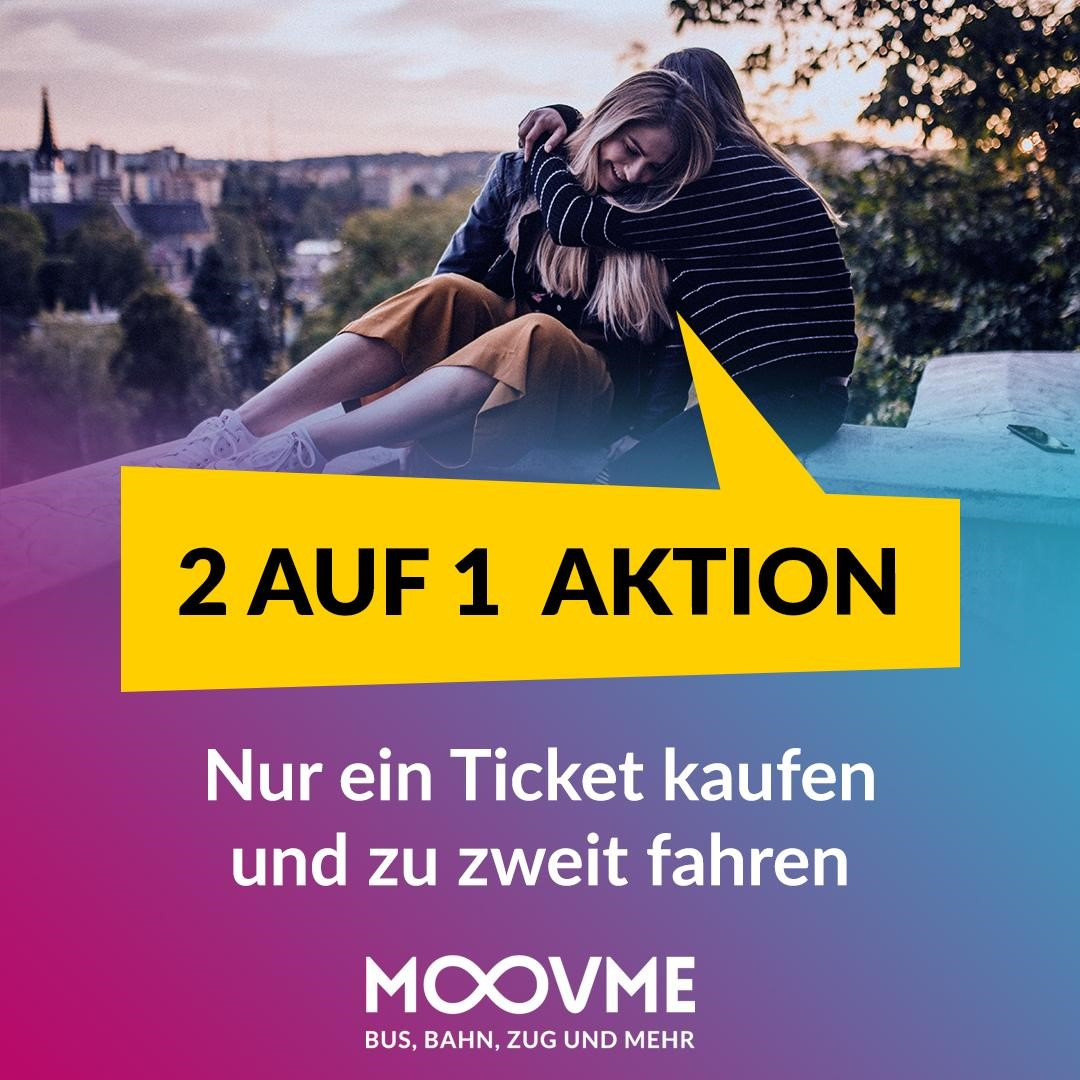 2 auf 1 - MOOVME
