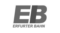 Logo Erfurter Bahn